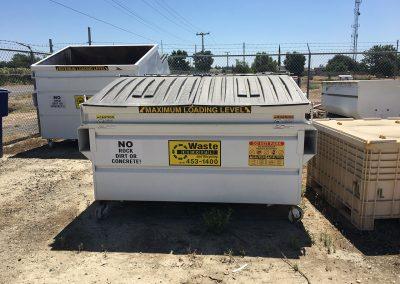 Commercial Dumpster