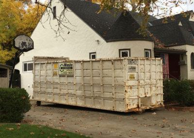 East Sacramento 40-Yard Dumpster Rental